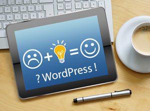 webseite selbst erstellen wordpress