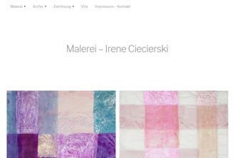 Auswahl Webdesign - Projekte